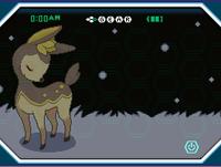 Deerling Invierno para el C-Gear