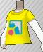 Camiseta con logotipo amarilla.png