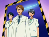 Ayudantes del doctor Kenzo