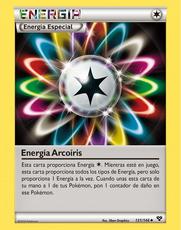 Energía arcoíris (XY TCG)