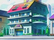 EP519 Centro Pokémon de ciudad Corazón