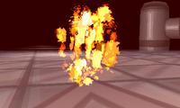 Rueda fuego ROZA