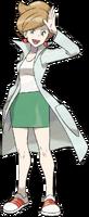 Profesora Encina (Ilustración)