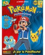 Revista Pokémon Número 21