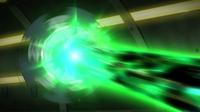 EP741 Cryogonal usando Rayo aurora