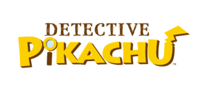 Logo de Detective Pikachu