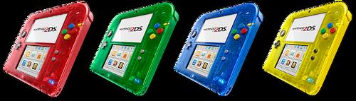 Nintendo 2DS RVAAm
