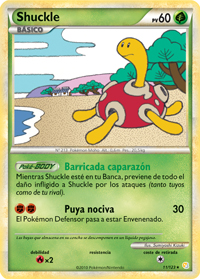 Carta de Shuckle