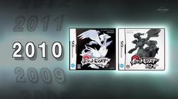 PO01 Reshiram y Zekrom Portada de Pokémon Blanco y Negro.png