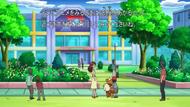 EP800 Centro Pokémon de la ISN5