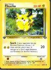 Pikachu (Jungla TCG)