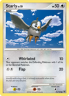Starly (Majestic Dawn TCG).png