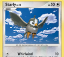 Starly (Majestic Dawn TCG)