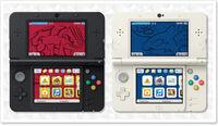 Fondo de pantalla para 3DS de ROZA