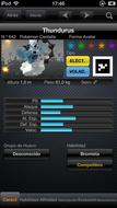 Pokédex for iOS (iPhone) Thundurus
