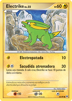 Carta de Electrike