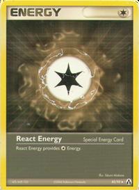 Carta de la energía incolora