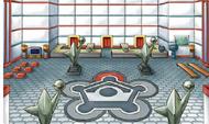 Ilustración de la Torre Batalla (Sinnoh)