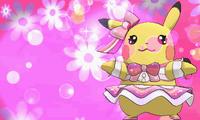 Pikachu superstar en juicio de aptitud de concurso carisma ROZA
