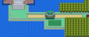 Mapa de la ruta 18