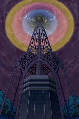 Archivo:Torre Altru con los tres escudos.png