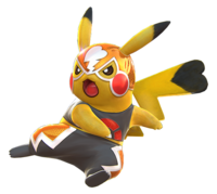 Pikachu enmascarada (Pokkén Tournament)