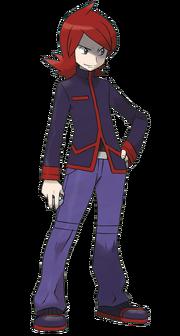Resultado de imagen de hijo de giovanni pokemon