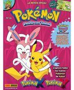 Revista Pokémon Número 16