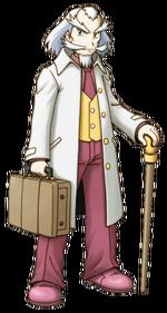 Profesor Gobios (Ranger 2)