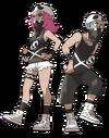 Reclutas del Team Skull