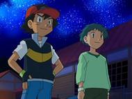 EP560 Ash y Angie contemplando las estrellas