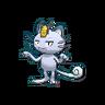 Meowth de Alola