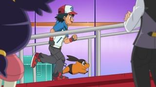 Archivo:EP676 Ash y Tepig corriendo.png