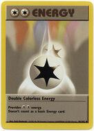 Energía incolora doble (Base Set TCG)