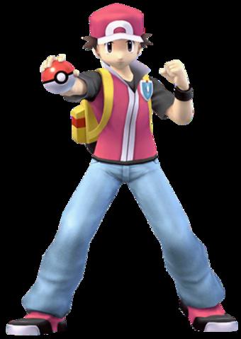Archivo:Entrenador Pokémon SSBB.png