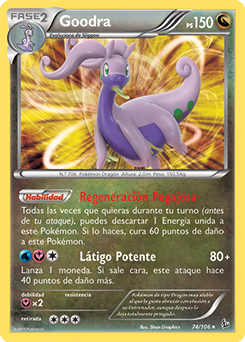 Carta de Goodra