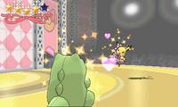 Pikachu superstar en la exhibición ROZA
