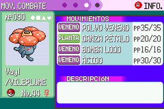 MOV. POKEMON Esmeralda