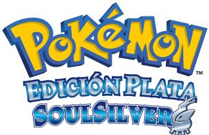 Archivo:Pokémon Edición Plata SoulSilver logo ES.png