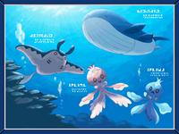 Tunel Submarino Pokémon