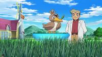 EP880 Laboratorio de Oak (Pokémon Holo Caster)
