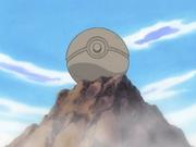 EP381 Poké Ball de piedra