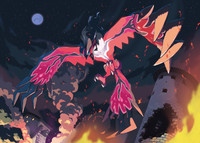 Artwork de Yveltal