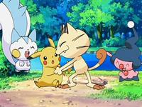 Archivo:EP572 Meowth con Pikachu.png