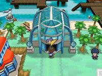 Gimnasio Pokémon de Ciudad Seigaiha N2B2