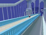 Sky Arrow Bridge desde lado