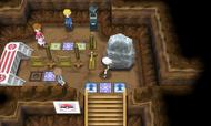 Gimnasio en el interior de una superbase secreta ROZA