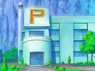 EP485 Centro Pokémon de ciudad Pirita