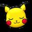 Pikachu dormido