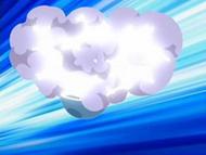 EP480 Humo saliendo de una pokéball